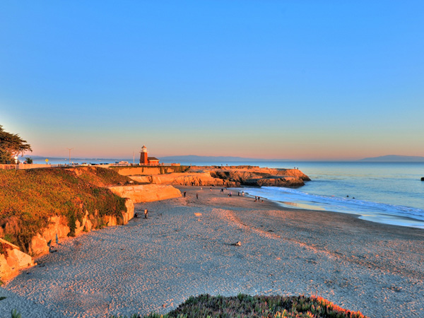 Santa Cruz Vacation Rental - 1600 West Cliff - Santa Cruz Lighthouse